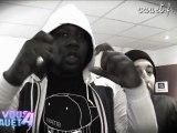 """Freestyle de SEXION D'ASSAUT dans les coulisses de l'émission """"Ça va s'cauet"""" Page Facebook cliques"""