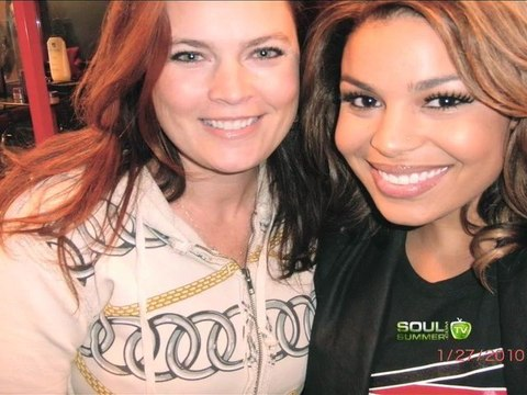 Jodi Sparks Dishes on Raising Jordin Sparks