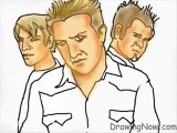 How to Draw The Rascal Flatts