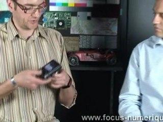 Sony NEX-5 NEX-3 presentation