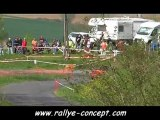 Rallye Fronton 2010 CREMADES/RIVALS 309 GTI Team KRS
