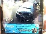 Demo de Layar : Tweets en réalité augmentée