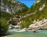 Hydrospeed dans les gorges du Verdon avec ABOARD Rafting