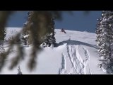 """snowboard crashes from """"PinPin 7 snowboarding"""" film"""
