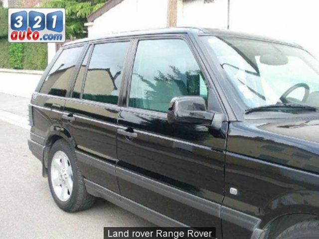 Occasion Land rover Range Rover sartrouville