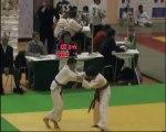 Thomas ( judo ) 2eme au Tournoi de Massy 2010