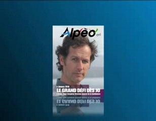 Spot ALPEO N8. Annecy 2018 : le grand défi