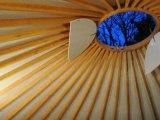 Ouverture occultant dome // YC Yourte Contemporaine