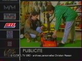 1993 Extraits RTL TV dans zapping Canal+