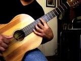 Super Mario Bros Theme - Classical Guitar Tabs