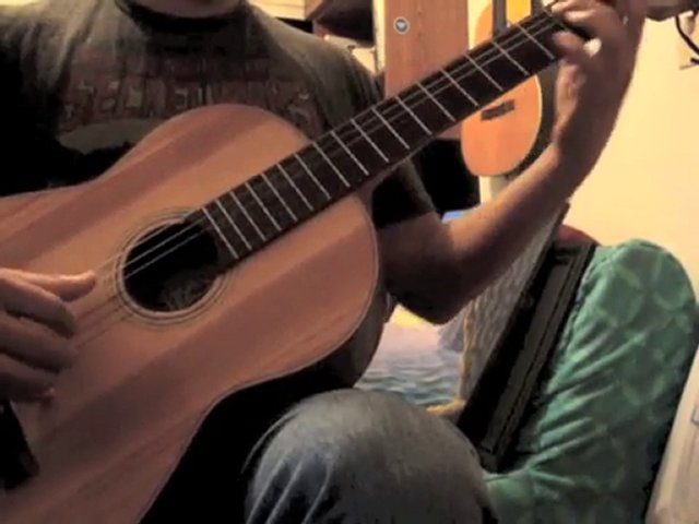 Gauntlet Theme – Classical Guitar Tabs
