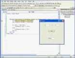 Visual Basic visual studio Tutorial  Debugging
