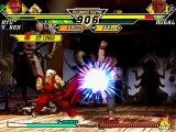 Shin Rugal vs Evil Ryu and Violent Ken