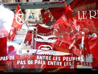 ACTION AUTONOME LAUSANNE 1 mAi Révolutionnaire...