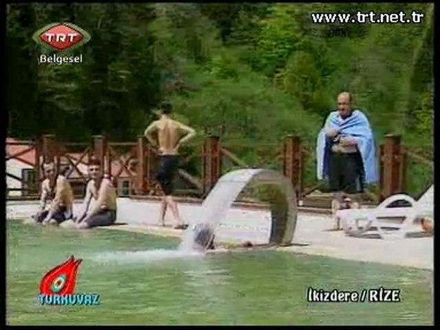 TRT Belgesel Kanalı İlçemizde.