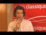 Gautier Capuçon au Festival Radio Classique
