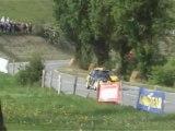 passages romain brion a la course de cote des andelys 2010