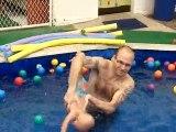 Mattias inmersion