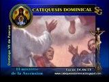 Videocatequesis domingo de la Ascensión del Señor