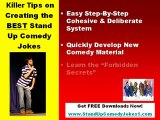 Stand Up Comedy Jokes | Stand Up Comedy Tips