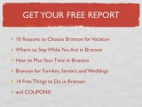 Free Branson Vacation Guide