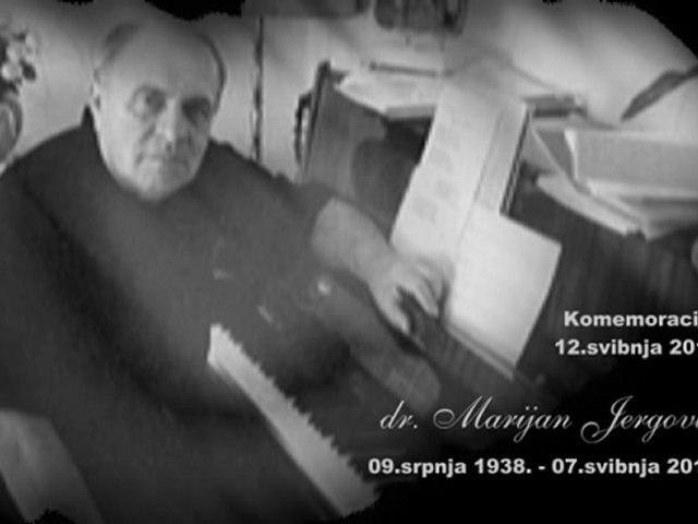 Komemoracija dr. Marijana Jergovića 12.svibnja 2010.