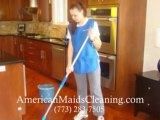 Cleaning house, Glenview, Glencoe, Chicago, Wilmette, Skoki