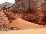 Photographs of Sand Dunes [Photograph of Sand Dune]