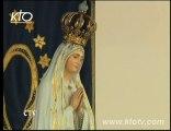 Prière du Pape à Notre Dame de Fatima