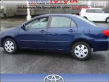 2005 Toyota Corolla for sale in Conshocken PA - Used ...