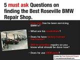 bmw auto repair in lincoln ca - lincoln ca bmw auto repair