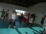 Stage de danse sabar à Mbour au Sénégal avec Alioune BA