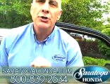 2003 Honda CRV at Saratoga Honda: Saratoga Springs NY