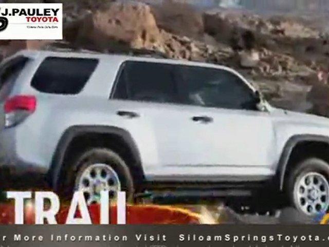 Toyota 4Runner Toyota Dealership Siloam Srings …