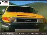 Toyota FJ Cruiser Toyota Dealership Siloam Srings ...