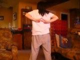 Moi qui fait la routine de danse XD