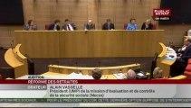SEANCE,Audition de Raphaël Hadas Lebel, président du COR par la commission des finances