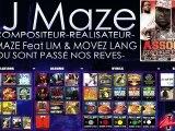 DJ MAZE Feat LIM MOVEZ LANG: Ou Sont Passes Nos Reves ?