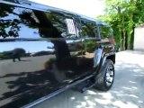 Hummer Limousine Hire London - Black Hummer H3