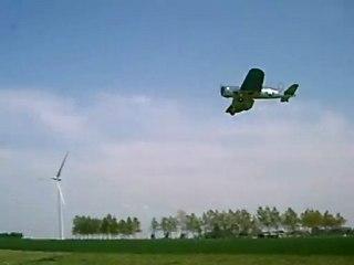 1er vol du corsair F4U