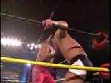 Low-Ki vs Jerry Lynn vs AJ Styles