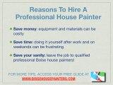 Boise house painter, Boise house painting contractors, Bois