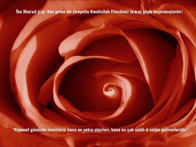 Efendimiz Hz.Muhammed (s.a.v)'e Salavat Getirmenin Önemi