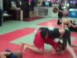 mixed martial arts, Brazilian Jujitsu Chico, Azad