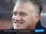 """Didier Deschamps : """"Je suis très fier"""""""