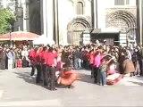 Fête de l'insurrection gitane, à  Saint Denis