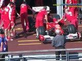 Formule1 Grand prix de Monaco 2010 essais libres