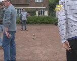 Concours de boules organisé par la boule brebièroise