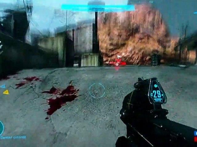 Halo Reach (XBOX 360) (Live) (Multijoueur) Test Demo HD