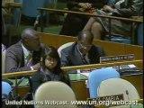 Andry Rajoelina traité de Sans Qualité - ONU 25 sept 2009